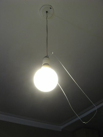 Enjoy Hostels: Lamp in dormitory room