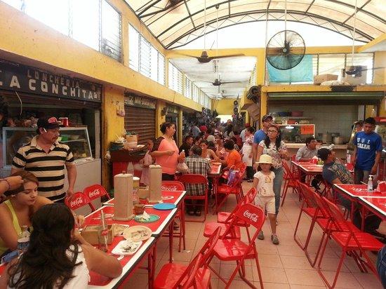 Big Mercado : Camina y observa, seguro que encuentras algo rico!!