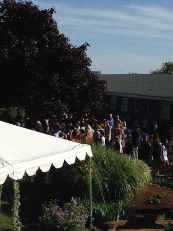 The Seaglass Inn & Spa: Wedding