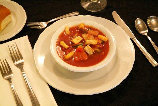 The Pantry of Chris's Cuisine: Gazpacho soup