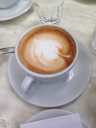 Espresso Sosta Bar : Yum.