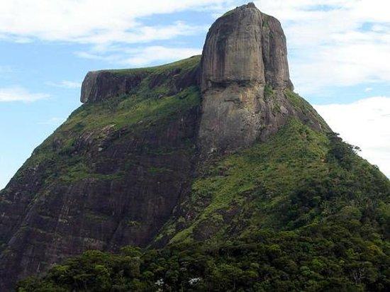 Pedra da Gávea : linda paisagem