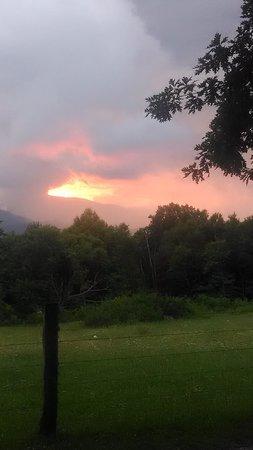 "Fire Mountain Inn: ""Fire"" mountain"