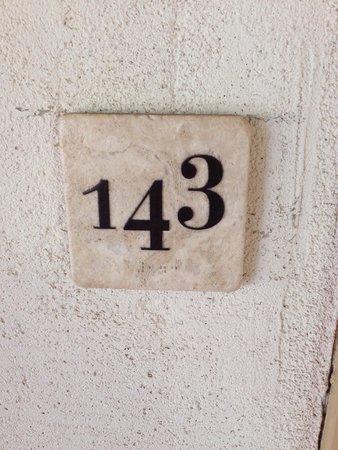 Hilton San Diego Resort & Spa: Room 143 second floor