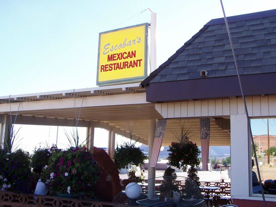 Escobar S Mexican Restaurant Kanab Utah Picture Of