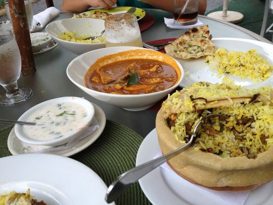 Thali: Delicious meal