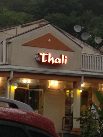 Thali: Definitely recommend this restaurant