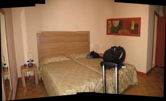 Hotel Al Santo: Room 106