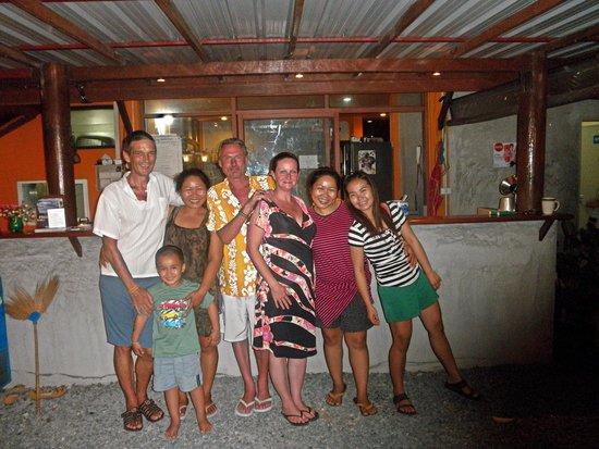 Armando's Beach Restaurant : friends