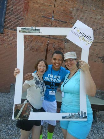 The Louisville Quest!: Picture yourself on a Quest!