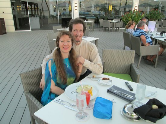 Elements Restaurant: A special place for Anniversary dinners...