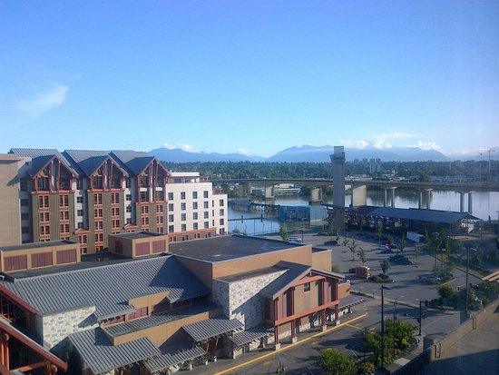 River Rock Casino Resort: View from hotel room (935)