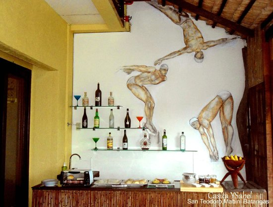 Casita Ysabel: Dining Art Work's by Marco Venditti