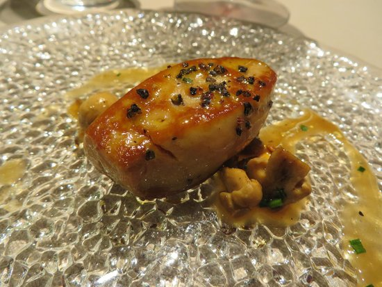 Food Lover Tour: This Foie Gras was better than the best beef filet you can find in the states