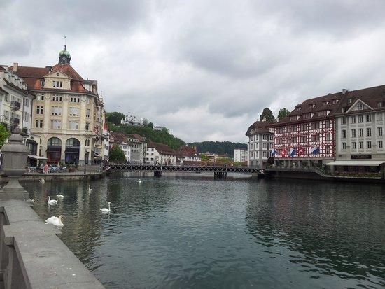 Hotel Monopol Luzern: Beautiful Lucerne