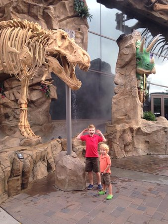 T-Rex: T Rex
