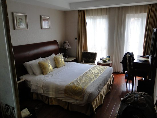 Hanoi Tirant Hotel: exectuvie room