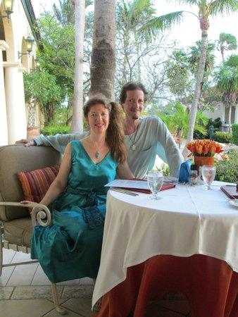 The Restaurant at Tierra del Sol: A romantic couples restaurant...