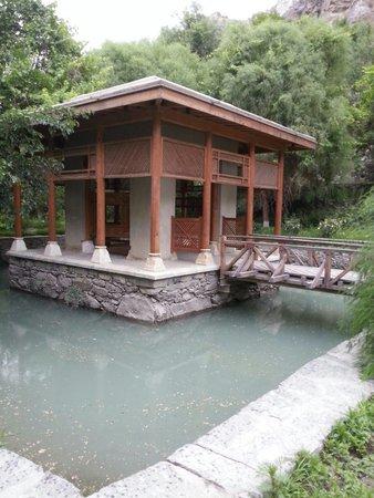 Serena Shigar Fort: Shigar Fort the garden side