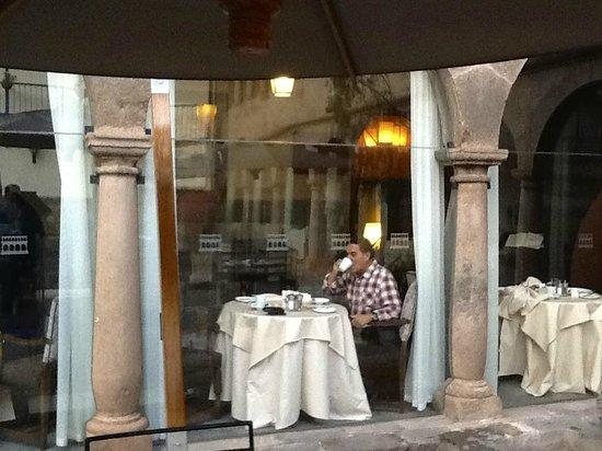 Palacio del Inka, a Luxury Collection Hotel: Breakfast area