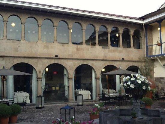 Palacio del Inka, a Luxury Collection Hotel: Patio view