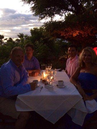 The Restaurant at Hotel Wailea: Beautiful restaurant and amazing food