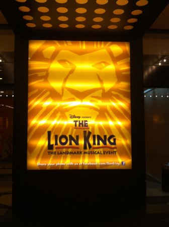 The Lion King: Larry Pictures