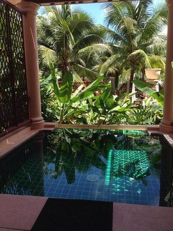 Centara Grand Beach Resort Phuket : Room 712