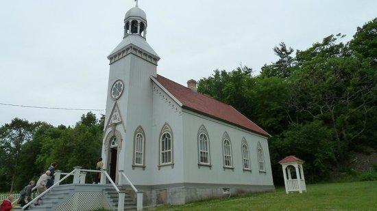 Grosse Ile: Église de Grosse Île