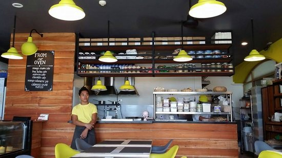 The Sunny Side Cafe: Open Kitchen