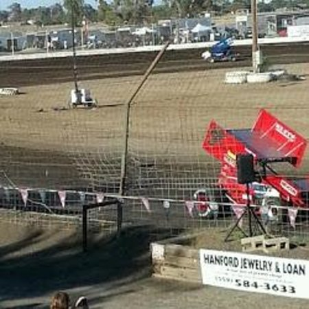 Hanford, Califórnia: track