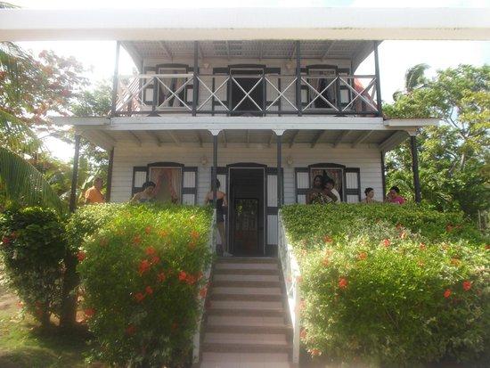Casa Museo Isleña  : Frente de la Casa Museo