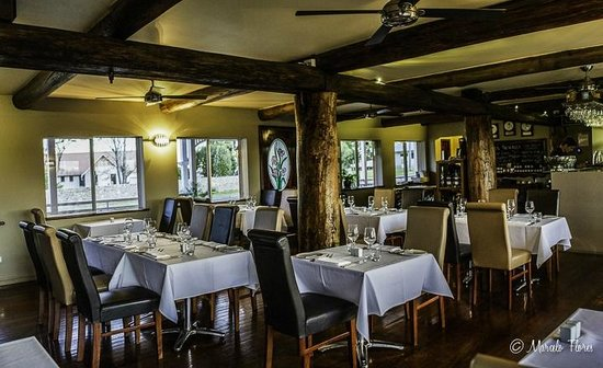 Reserve Restaurant Cellar: Our dining room holds 50 guests