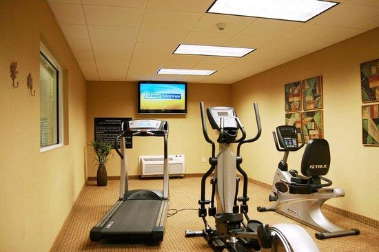 Hampton Inn & Suites Wells-Ogunquit: Fitness Center