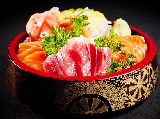 Ginza Japanese Restaurant: chirachi