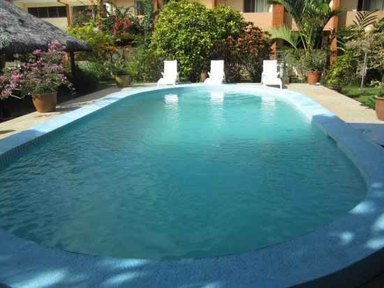 Hotel Santo: Hotel Pool