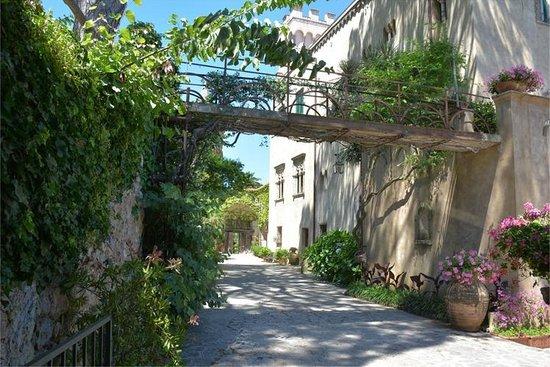 Villa Cimbrone Gardens (entrance)
