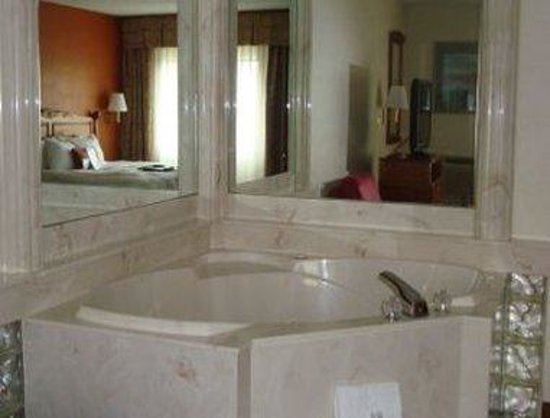 Baymont Inn & Suites Warren MI : Jacuzzi Suite