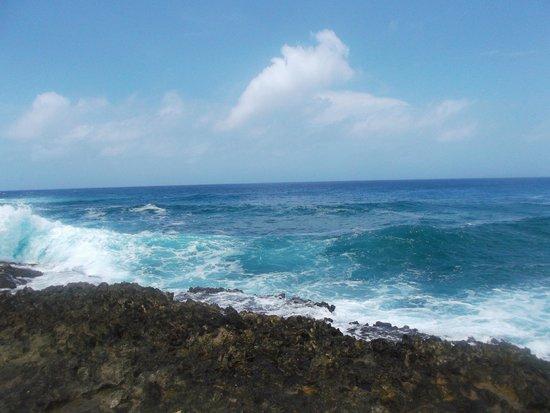 Blow Hole: El mar  del   Hoyo  Soplador !!
