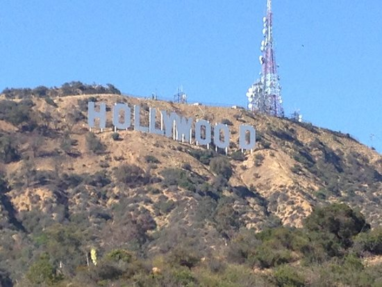Hollywood Sign: The Sign