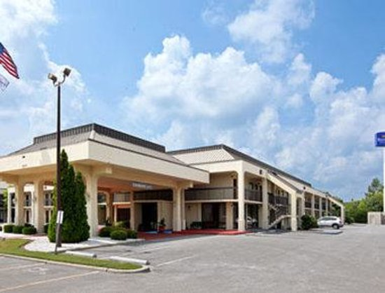 Baymont Inn & Suites Florence: Welcome to the Baymont Florence