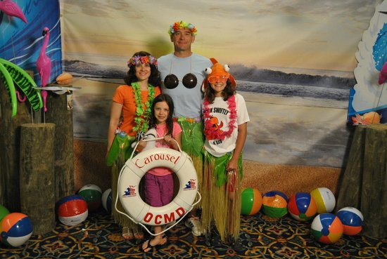 Carousel Resort Hotel & Condominiums : Our free family photo