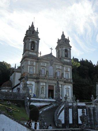 Bom Jesus do Monte: Iglesia de Bon Jesu, Portugal