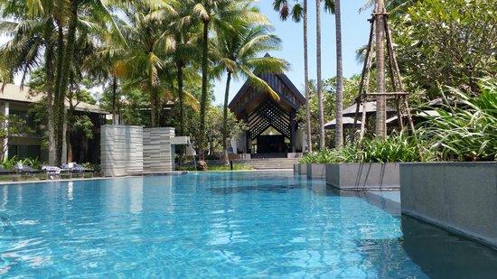 Twinpalms Phuket : Hotel pool