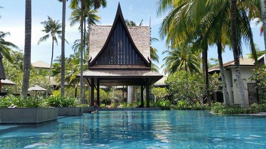 Twinpalms Phuket: Hotel pool