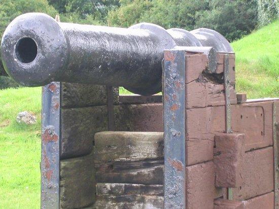 Dysert O'Dea Castle and Archaeology Centre: Cannon O'Dea Castle