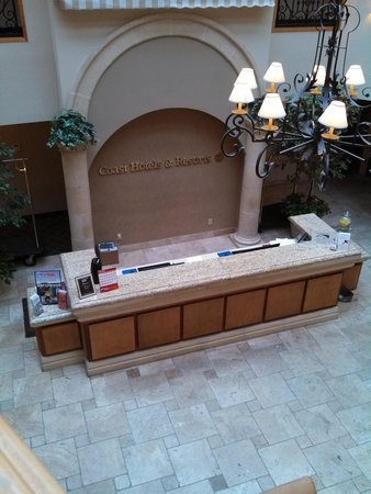 Coast Anabelle Hotel: Lobby