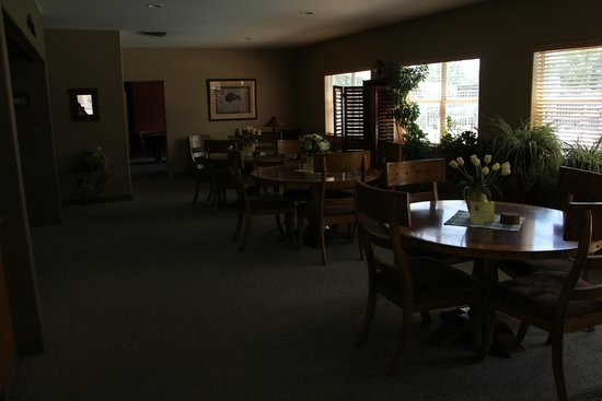 Dakota Ridge RV Park : Recreation room