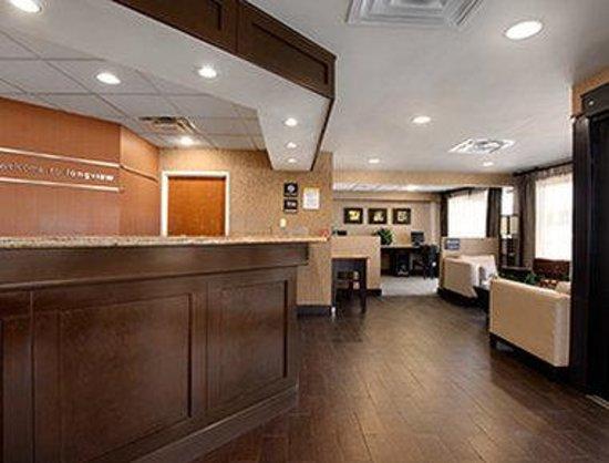 Days Inn Longview South: Lobby