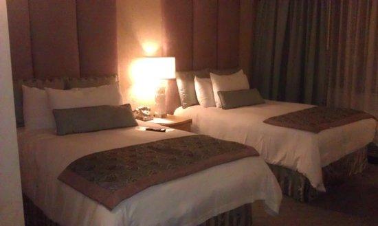 The Belamar Hotel : Camas acogedoras